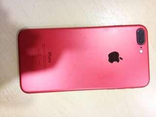 Iphone 7plus blackmatte 32gb