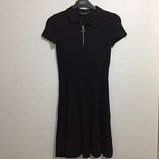 🌻REPRICED!🌻Original Dorothy Perkins Black Dress with A-Line Skirt - Small - No flaws - Almost New 👗😍