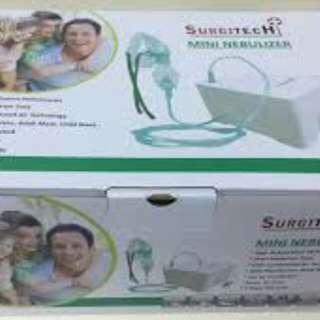 Surgitech portable nebulizer