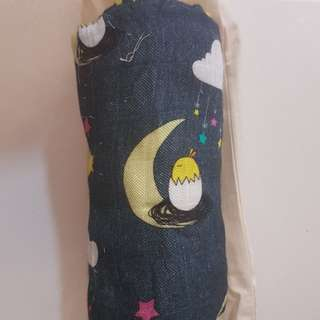 Brand New Unrolled Tula x Meeyoo Under The Stars Baby Blanket