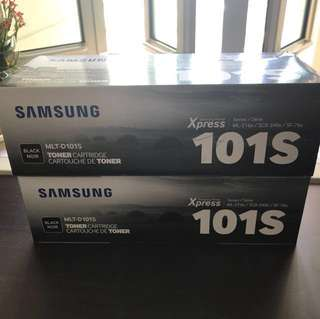 Samsung D101S printer toner catridge