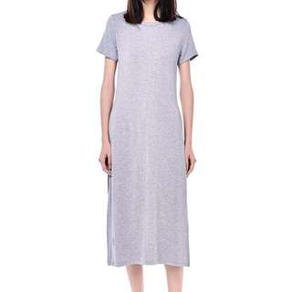 The Editor's Market Aerica Jersey Tunic Top