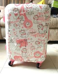 """少見正版Disney Marrie 24"""" 24吋行李箱 喼 suitcase"""