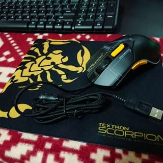 Armaggeddon Scorpion 7 gaming mouse