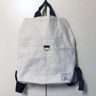 全新 P714星球 後背 帆布 包 環保 袋 簡約 輕便 可愛 鱷魚 兒童