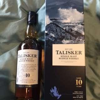 Talisker Single Malt Scotch Whisky 700ml