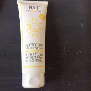 Naif Sunscreen SPF 50