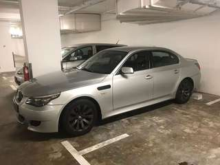 SG: BMW 523xl lco 2008 Body kit, Reg Singapore , Cash Only RM18k , Self Collect at JB