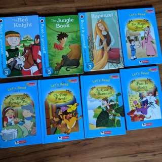 Ladybird level 3 books
