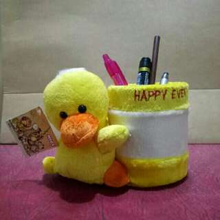 Stuffed Toy and Pen Holder