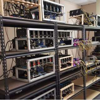Hosting for Mining Rigs ( Best Price In Town - Fully Air-conditioned Room 24/7 )