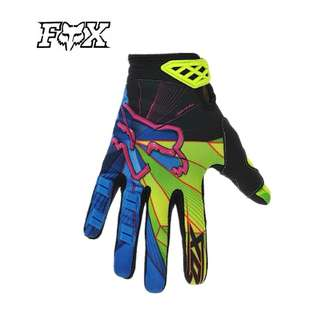 ★READY STOCK ★FOX HIGH QUALITY MOTORCYCLE GLOVES ★ SPARKLES STRIPS★ NEW ARRIVALS ★E-SCOOTER GLOVES ★E-BIKE ★ MOUNTAIN ★ DIRT ROAD★ OFF ROAD