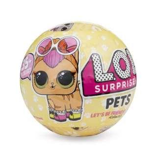 PETS LOL Surprise Brand New Authentic