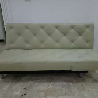 Sofabed size 191 x 120