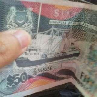 Ship series singapore 50