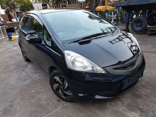 SG: Honda Jazz Fit 1.2(A) Gspec skyroof ( glassroof )