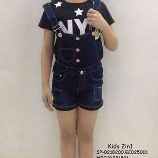 Kids 2in1 fits 4-8 yrs old