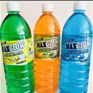 Detergent powder, fabcon, dishwashing liquid