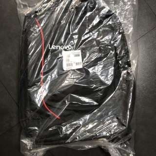 Brand new Lenovo backpack
