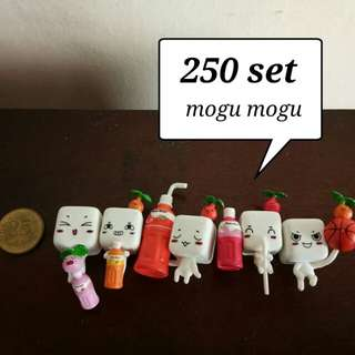 mogu mogu mini figures