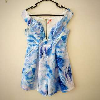 Summer playsuit size 8