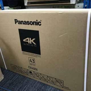 "[HOT] Panasonic Smart LED TV ULTRA HD 4K , (43''/49''/55"")"