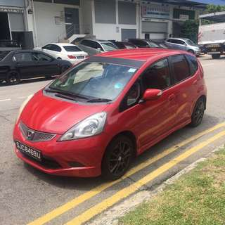 Honda Jazz Fit 1.5(A) RS Spec i-vtec , Status Sing 🇲🇨