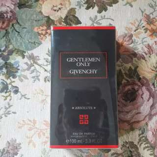 Givenchy Gentleman Absolute 100ml