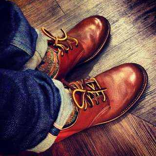 "RED WING OXFORD "" 8052 "" 牛津靴"