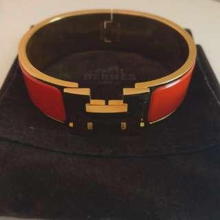 Hermes Clic clac H bracelet GM