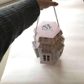 Lady M 英倫建築通花燈籠 Lantern