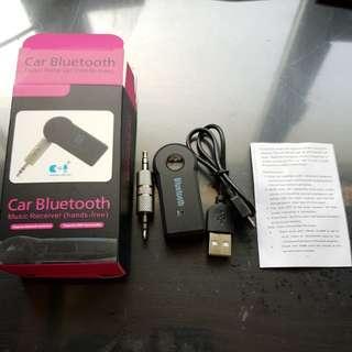 Car music bluethooth wireless