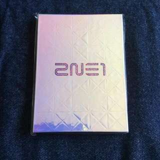 2NE1 - 1st Full Album (Korean Ver.)