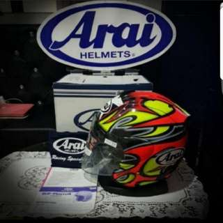Arai Ram4 Edward Tribute For Sale..