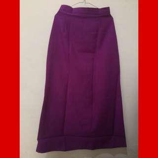 long skirt / rok panjang