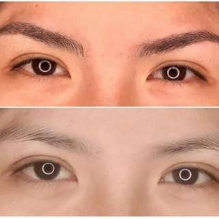 6D EYEBROW EMBROIDERY (MICROBLADING) by: Ciara