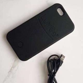 BLACK IPHONE 6/6S LUMEE CASE ON SALE
