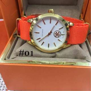TORY BURCH HIGH-END SWISS MADE WATCHES ,,