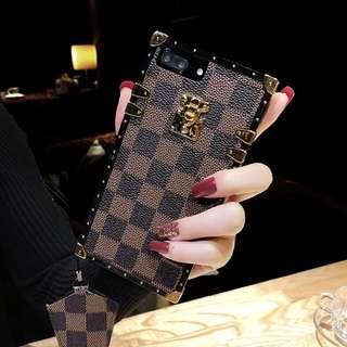 LV iPhone x/7/8/6 case