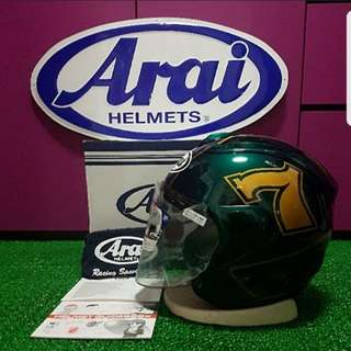 Arai Ram5 Cafe Racer For Sale..