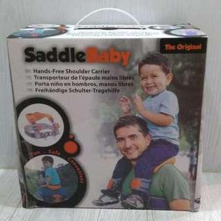 SaddleBaby 馬鞍肩背帶