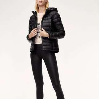 Aritzia Parklife BOTANIE down jacket xxs - practically brand new