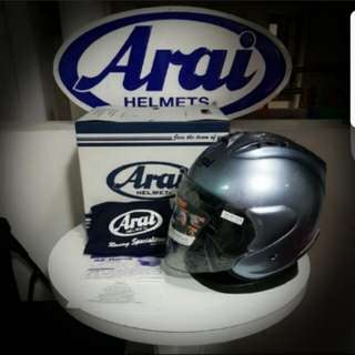 Arai Ram4 Salphire Silver For Sale..