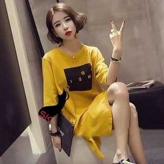 Imari Statement Plain Dress SDRY