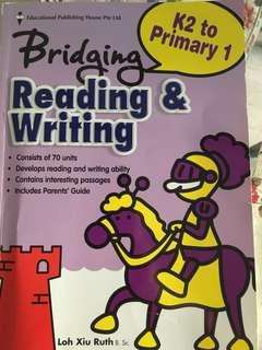 Bridging K2 to Primary 1
