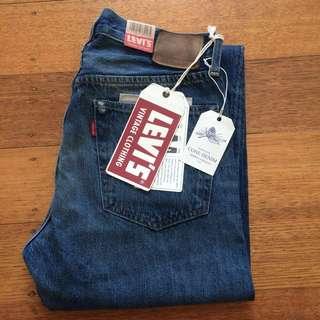 Levi's Vintage Clothing 1954 501z
