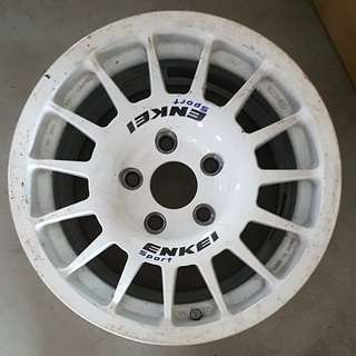 Original Enkei Competition Sport Rim