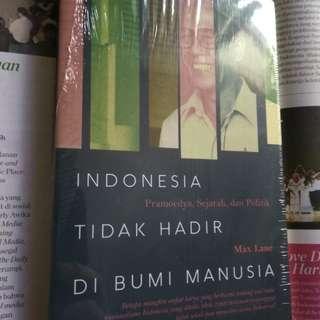 Max Lan- Indonesia Tidak Hadir di Bumi Manusia