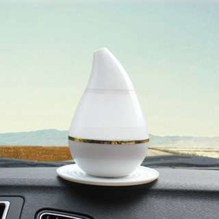 [PO73]Ultrasonic Home Aroma Humidifier Air Diffuser Purifier
