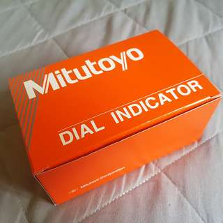Mitutuyo Dial Indicator 2046SB-69
